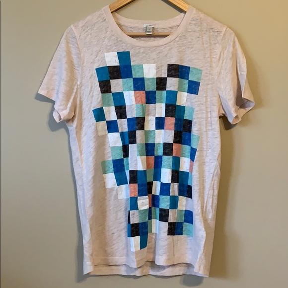 J. Crew Linen Shirt